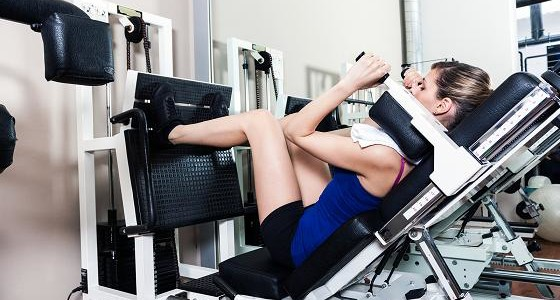 2 - Day Split Workout Plan with Gym Machines for Beginners