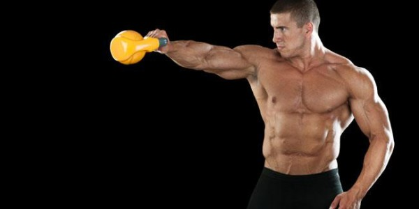 Steve Cotter's Kettlebell workout