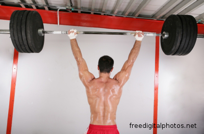 Traditional 5x5 workout for building strength
