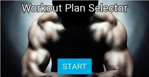 Basic 3 - Day Split Workout Plan — My Workout Plans